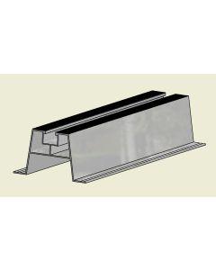 Szyna montażowa trapezowa SMT-60/800 AL z uszczelką XPF_SM038