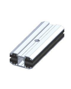Klema Click środkowa do paneli cienkowarstwowych szer 120mm 32-05-03.0006